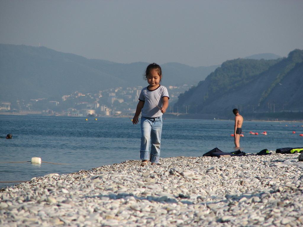 шепси фото пляжа