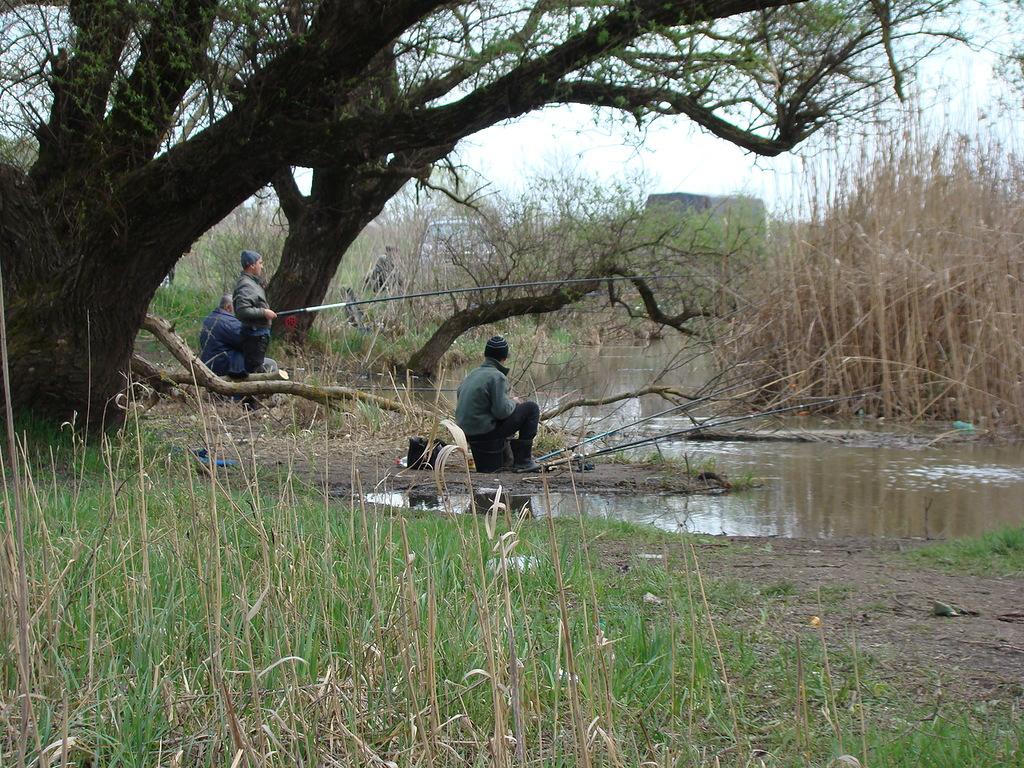 куда поехать в мае на рыбалку в россии