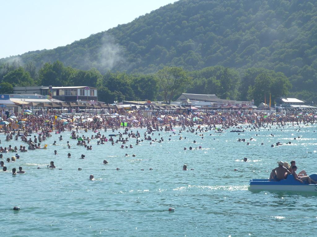 Пляж краснодарский край