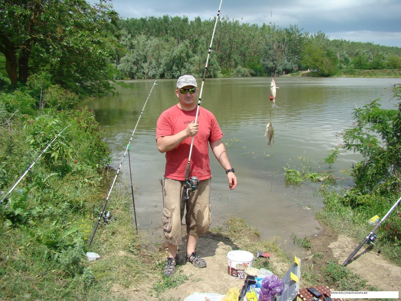 все о рыбалке в адыгее видео