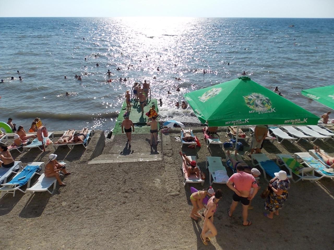 Отдых в анапе фото и отзывы о пляжах