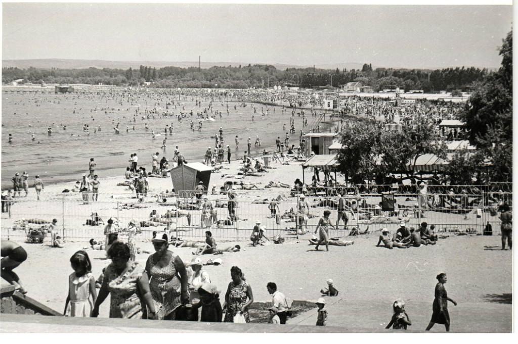 фото анапского пляжа во времена ссср,