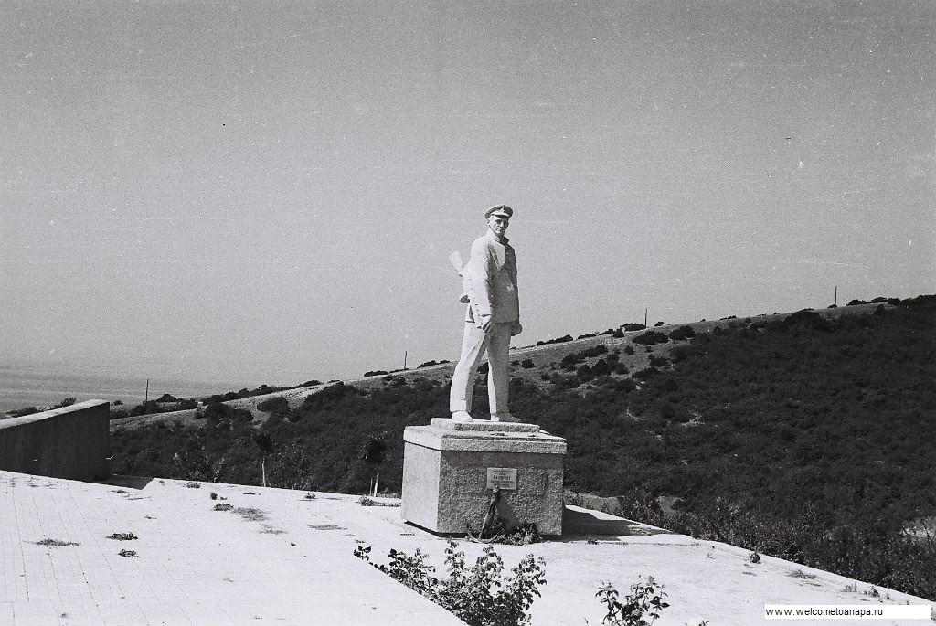 дмитрий калинин, герои Анапы,