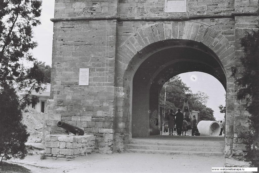 Анапа ворота,