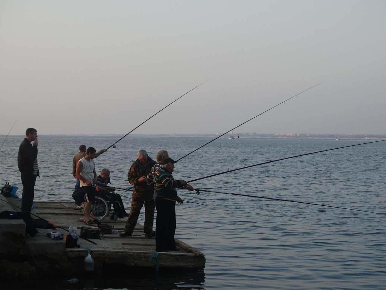 отдых и рыбалка в анапском районе