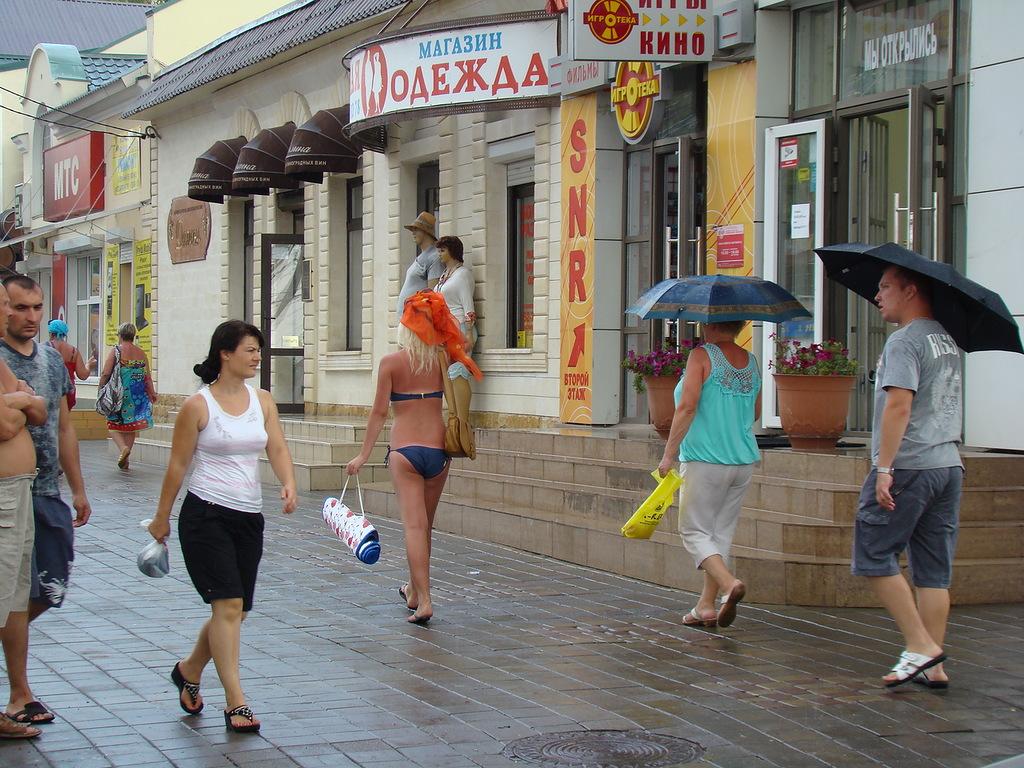 Погода в Анапе в августе - Туристер Ру