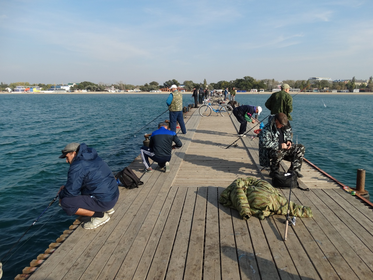 Отчет о рыбалке: 02 сентября 2012 - 20 сентября 2012, Черное море (Анапа)