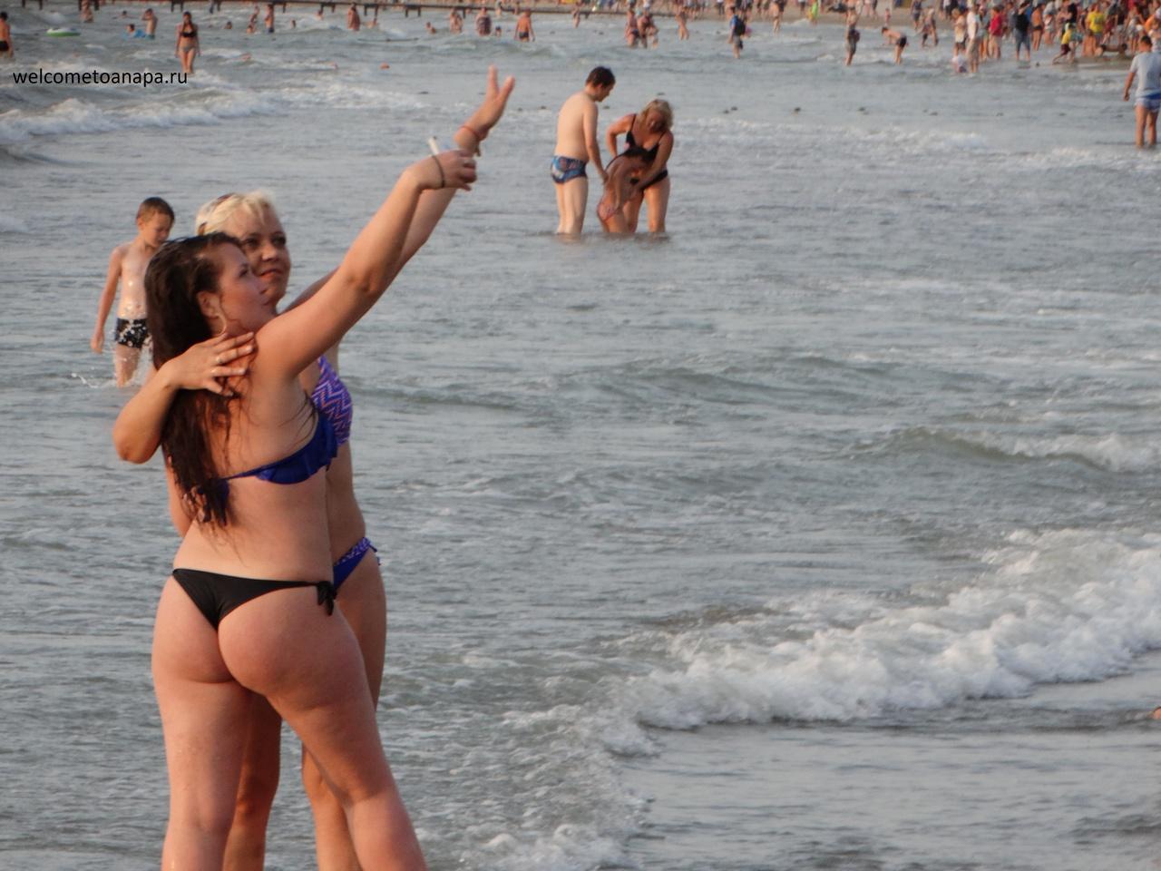 Фото нудийского пляжа людей 2018г