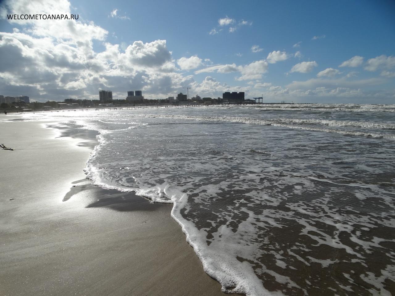 Пляжи Анапы 2018: песчаные, галечные, для детей, дикие 98
