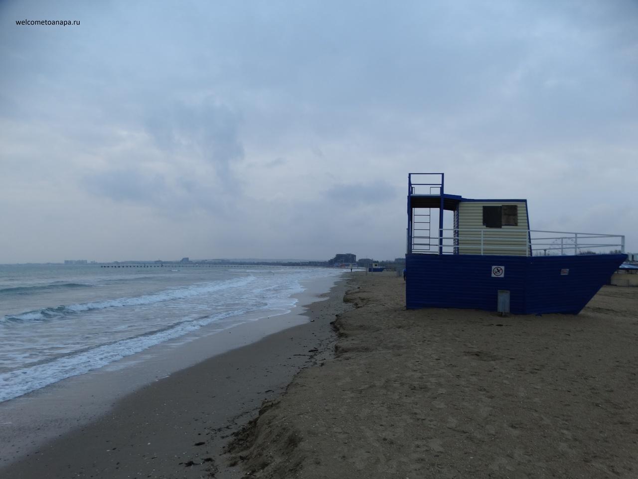 Анапа 2018 фото пляжей