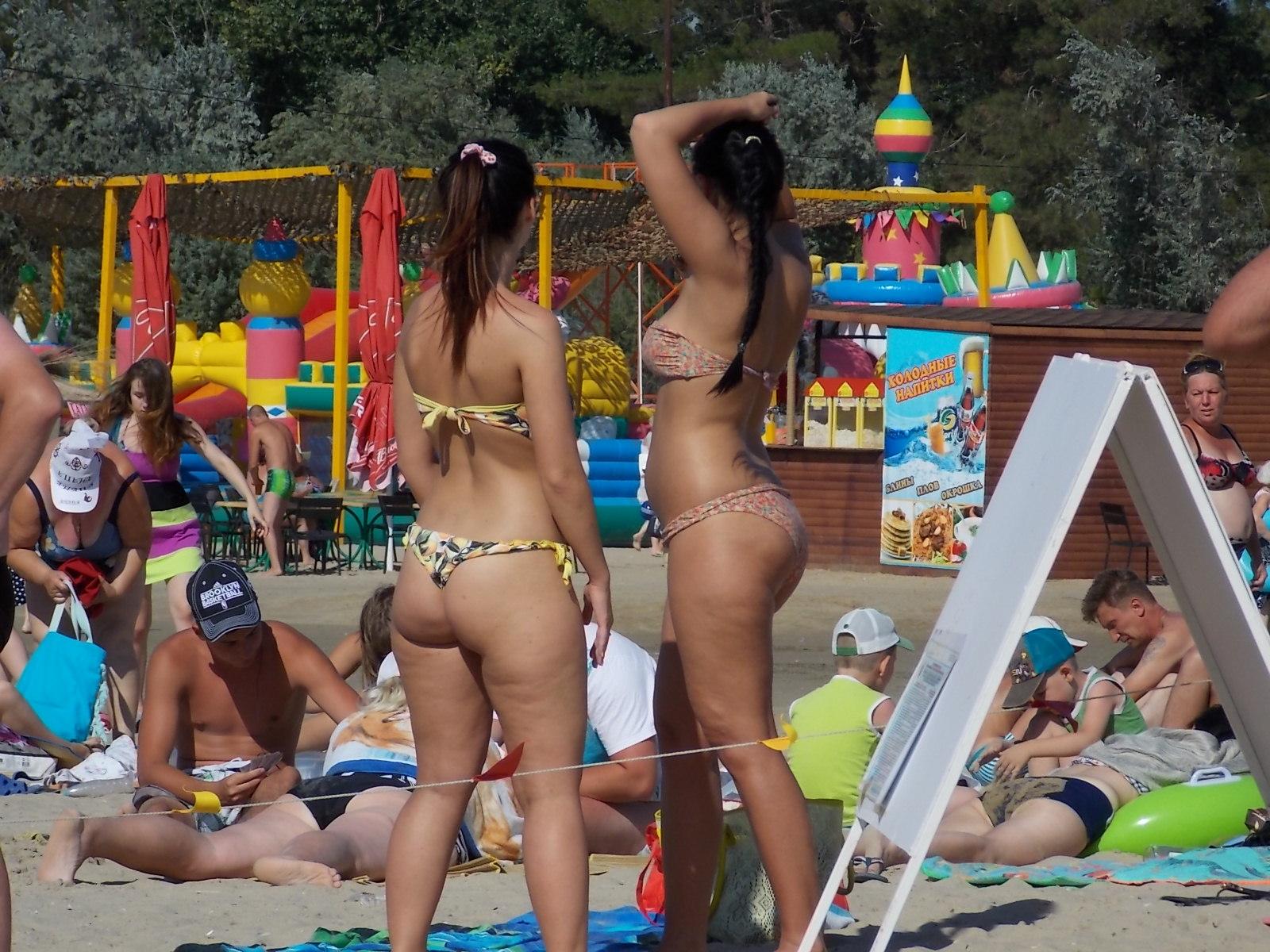 Забавные снимки с пляжей » Фото и видео приколы 94