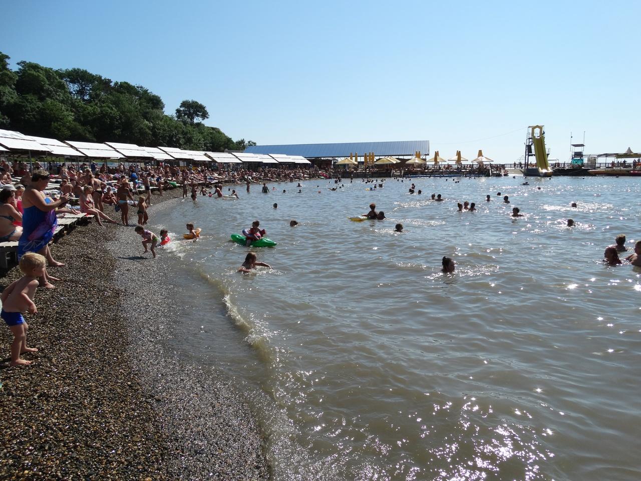 Анапа отдых фото отзывы пляж